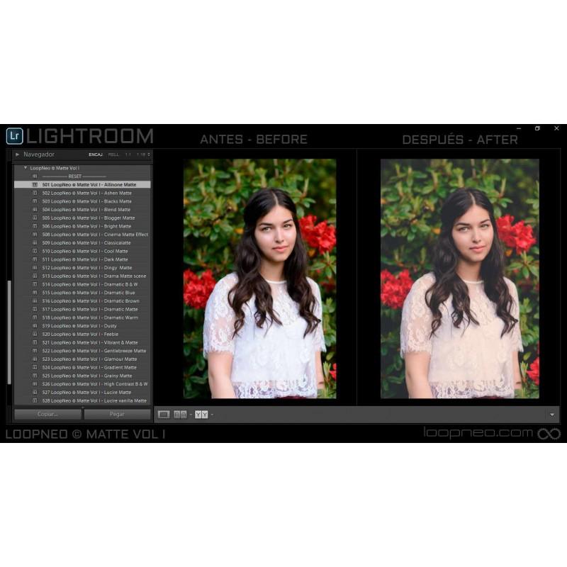 LoopNeo HDR Vol III Lightroom Presets
